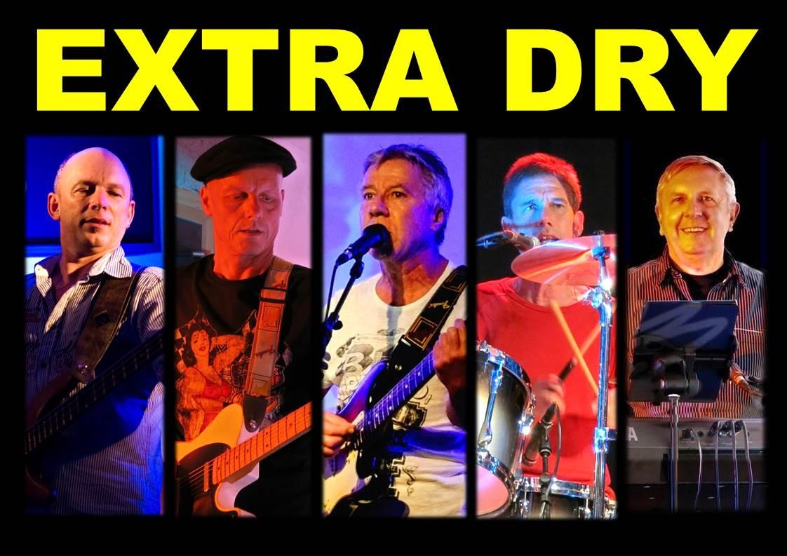 "8. Klubabend im Theatercafé – heute ""Extra Dry"""