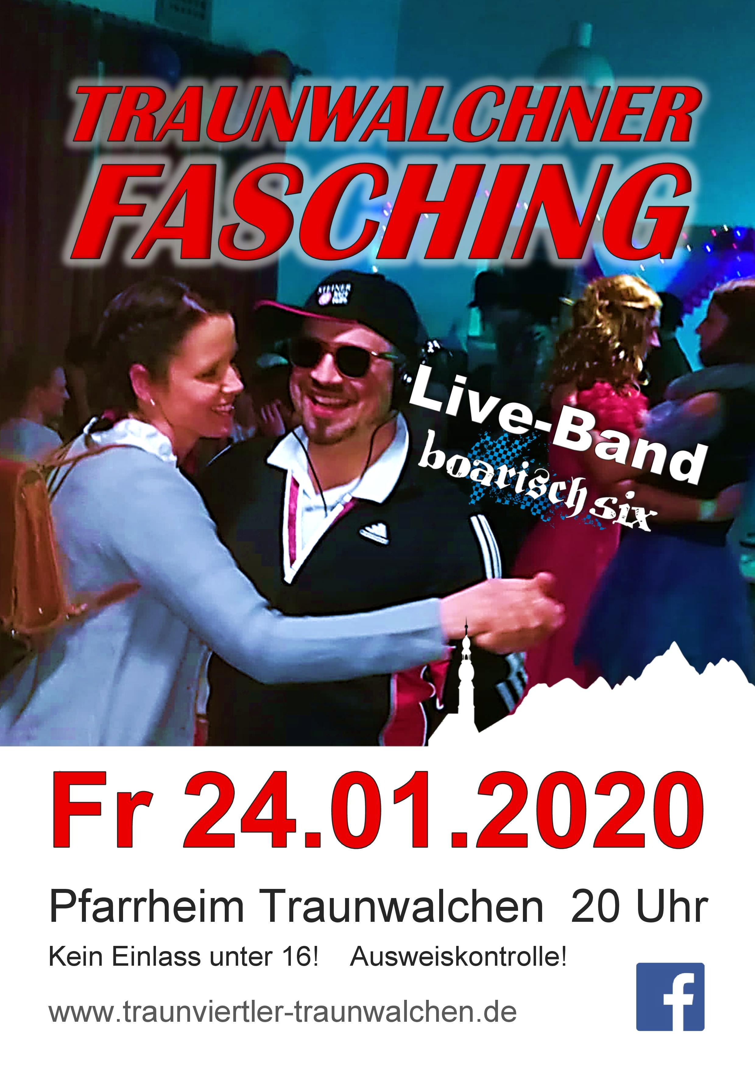 Traunwalchner Fasching