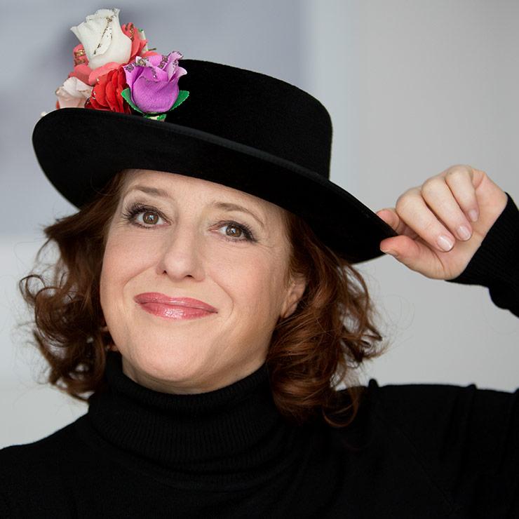 "Luise Kinseher ""Mamma Mia Bavaria"""