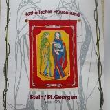 Jahreshauptversammlung Katholischer Frauenbund Zweigverein Stein/St. Georgen