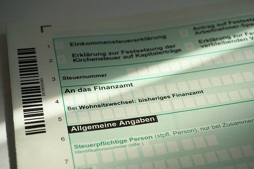 Einkommensteuererklärung 2019 bei Einkünften aus nichtselbstständiger Arbeit