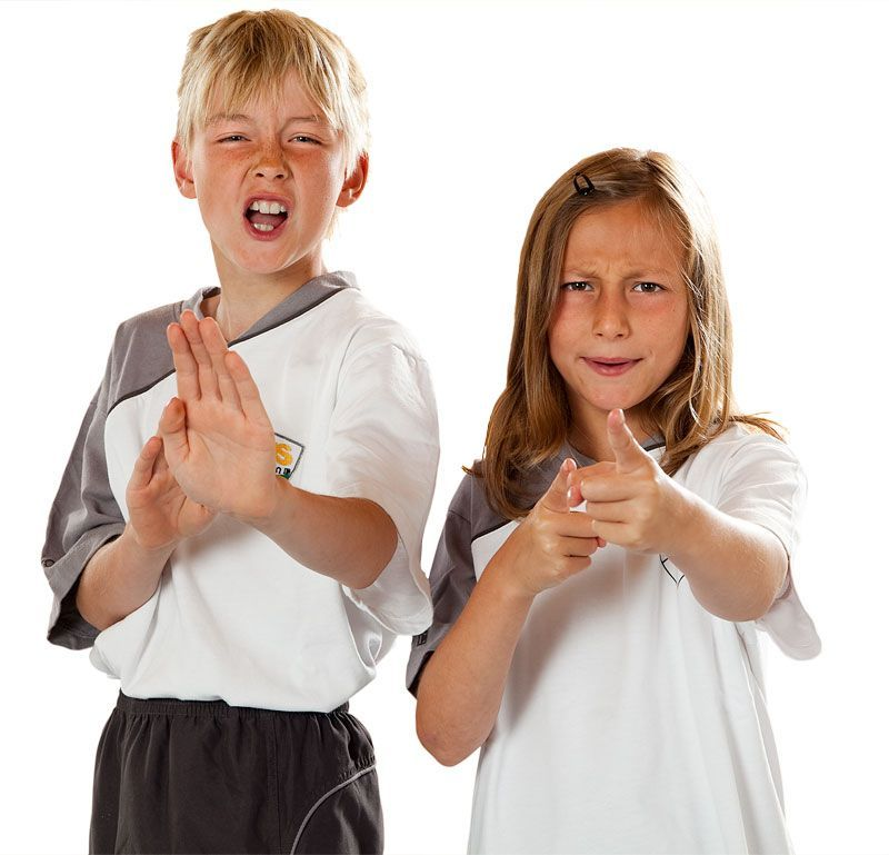Kids-WingTsun (6 bis 8 Jahre) – Schnuppertraining Selbstbehauptung – Wertevermittlung – Spaß & Bewegung