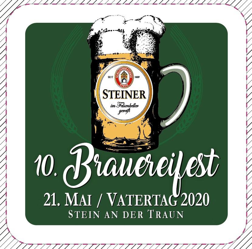 10. Brauereifest Schlossbrauerei Stein in Stein an der Traun