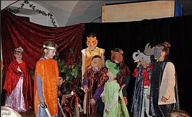 Märchenfest für Kinder