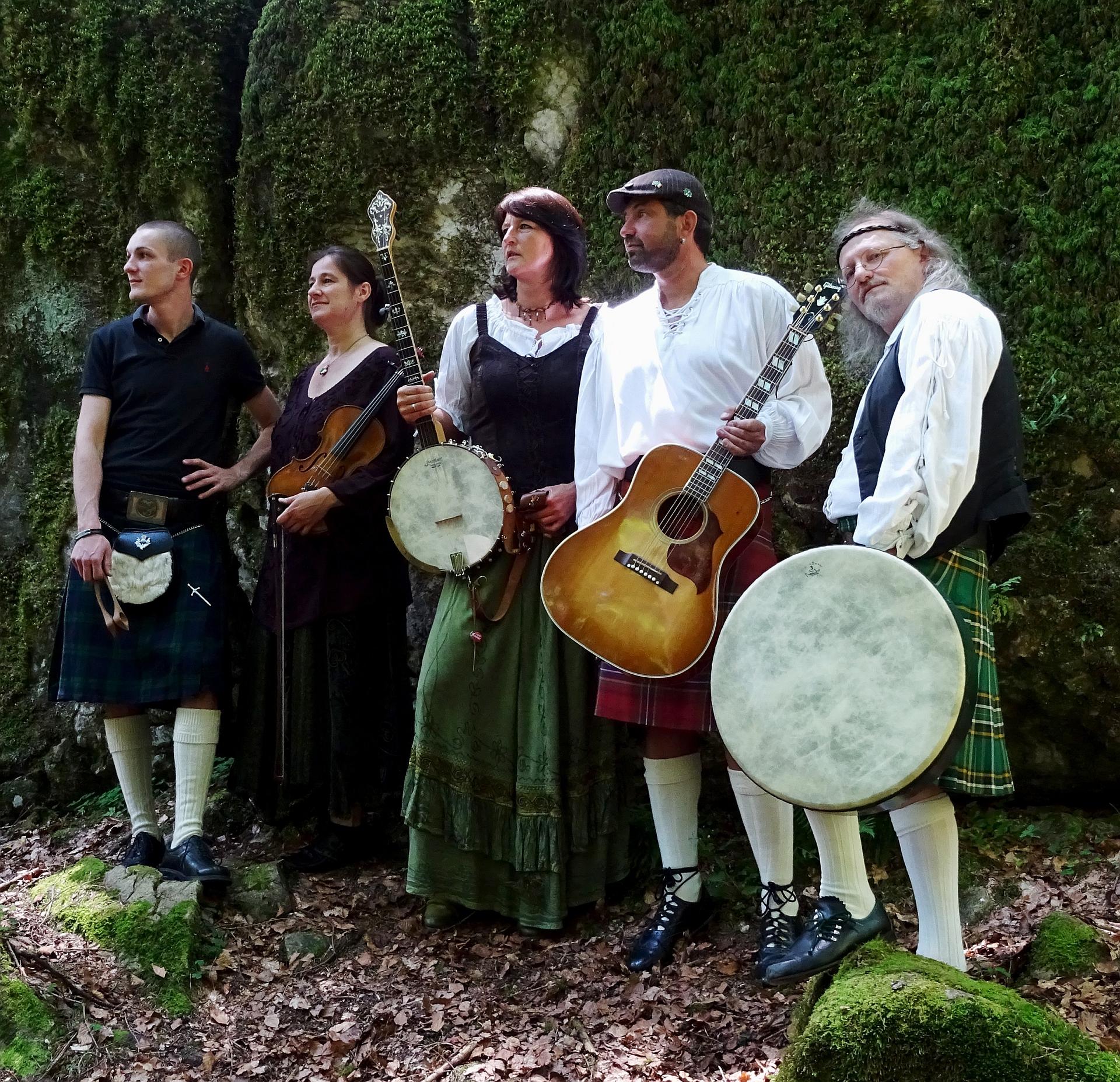 Vorläufig abgesagt! Shamrock – Irish-Bayerisch Folk