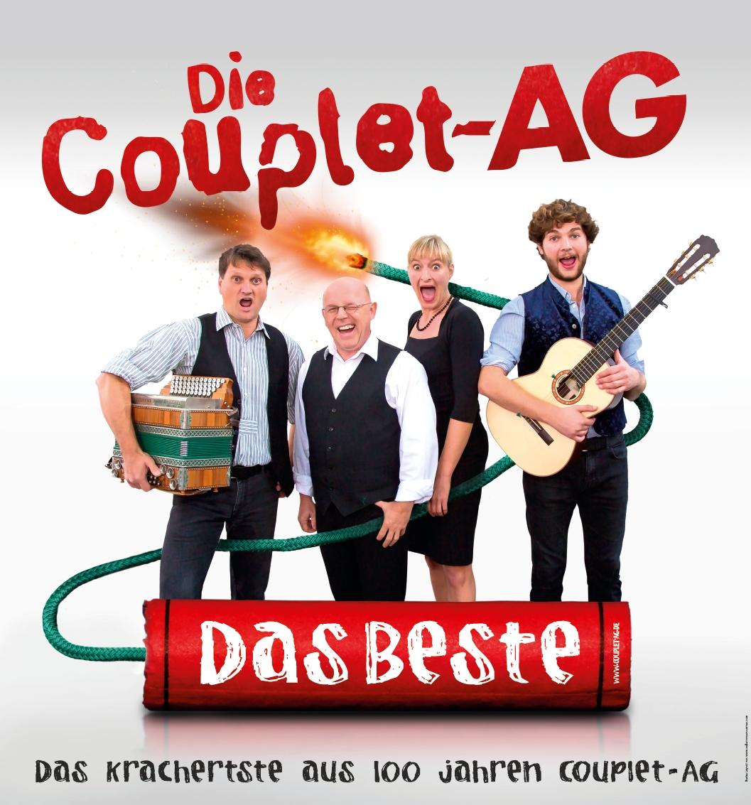 DAS BESTE! Die Couplet-AG – Jubiläumsprogramm