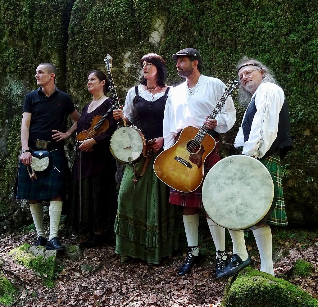 Shamrock – Irish-Folk Konzert