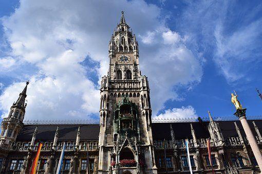 München: Rathausführung mit dem FCB-Balkon