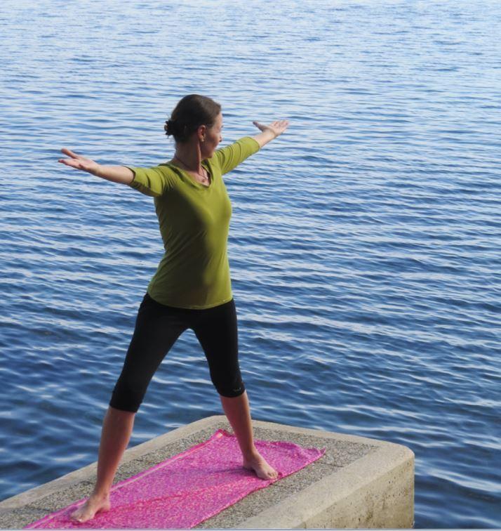 Zeit für mich – Yoga und Stressbewältigung
