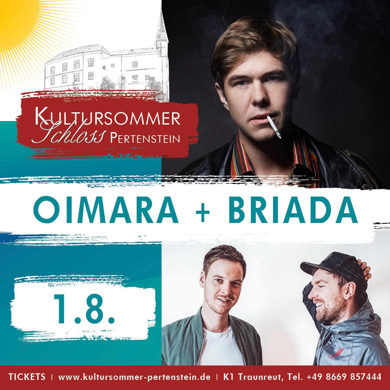 Oimara & Briada – Das Doppelkonzert