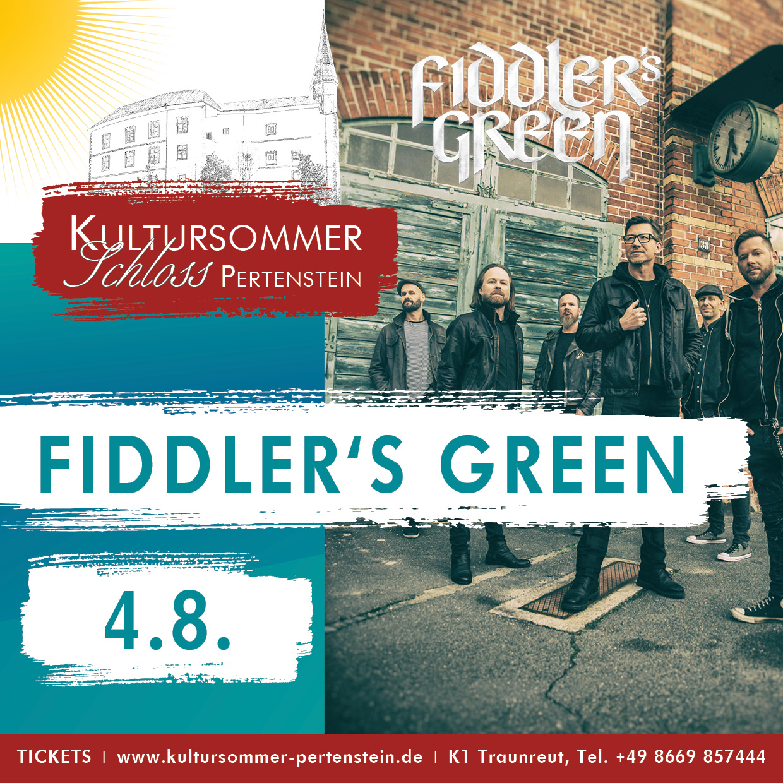 FIDDLER'S GREEN – Irish Summer Nights
