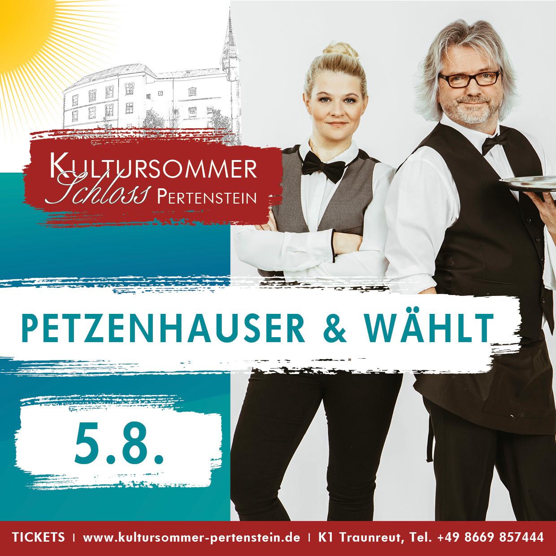 PETZENHAUSER & WÄHLT – Montag Ruhetag