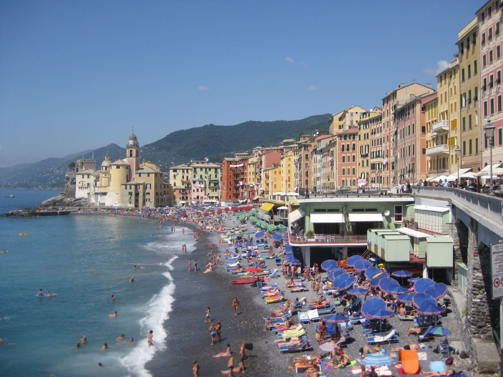 Buon viaggio! – Italienisch für die Reise – Sommerkurs