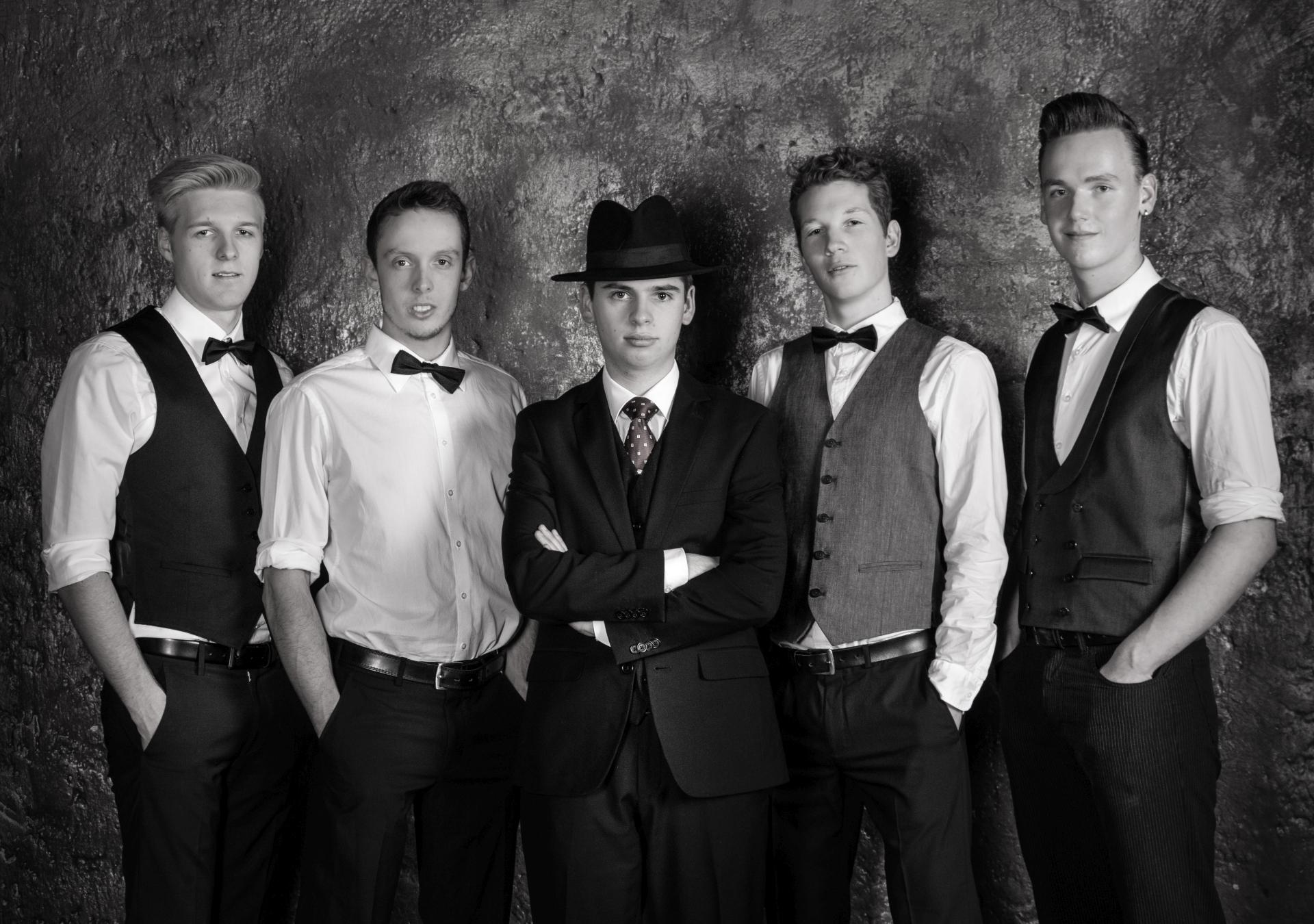 Tscheky & the Blues Kings – Blues und Rock´n´Roll aus dem Chiemgau