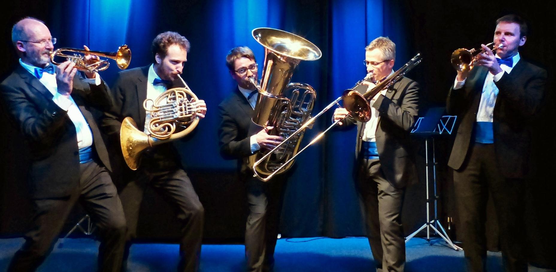 """CHIEMGAU-BRASS Konzertserie """"Klassik am Sonntag"""""""