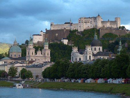 """Stadtführung Salzburg: """"Verborgene Schätze"""""""