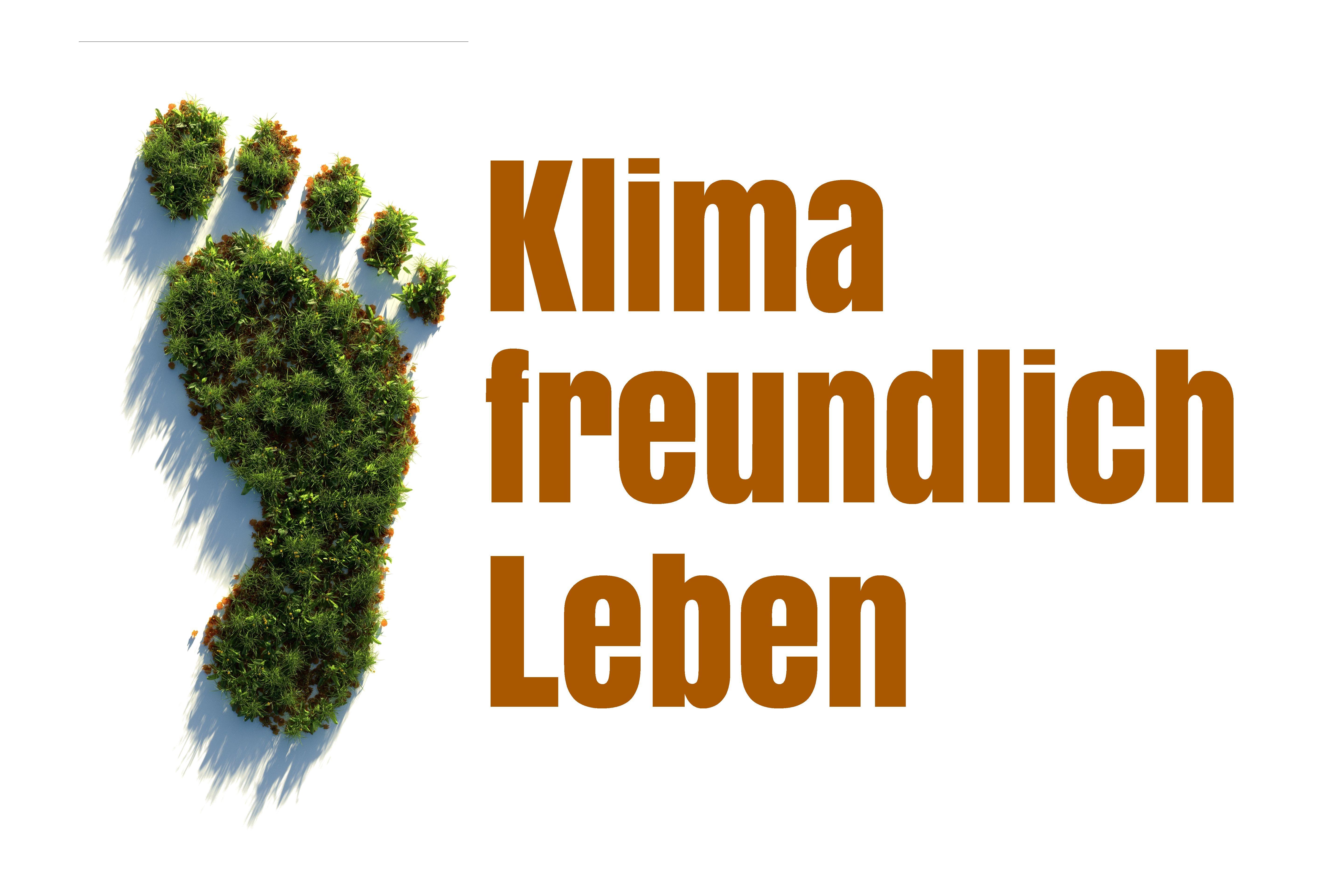 Klimafreundlich leben