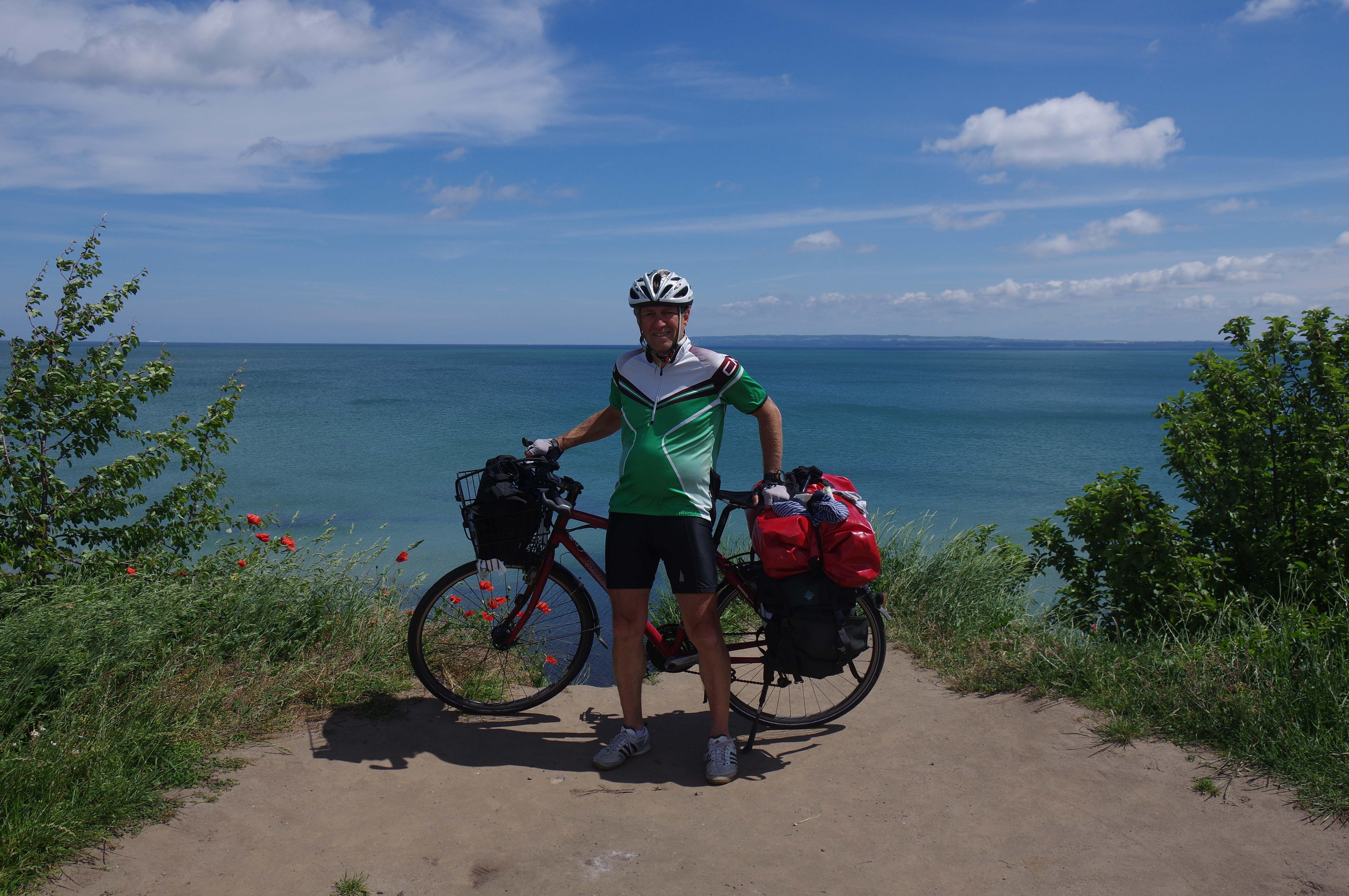 Vom Chiemsee zur Ostsee mit dem Fahrrad
