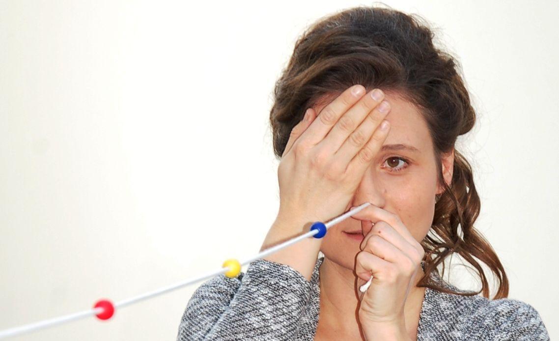 Augentraining bei Kurz- oder Weitsichtigkeit und Hornhautverkrümmung