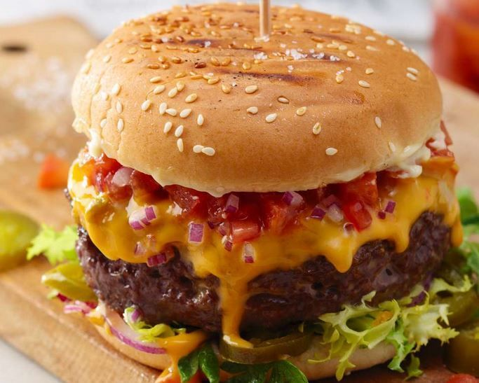 Burger selber machen