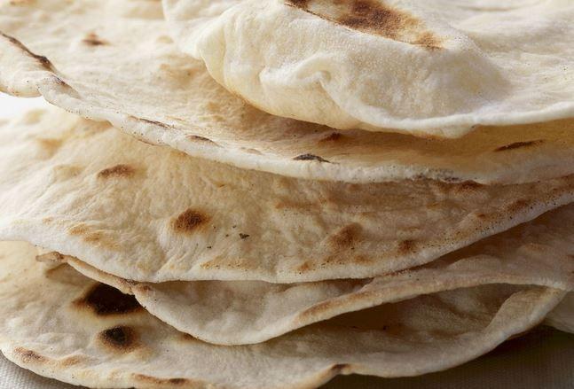 Indische Brotvariationen