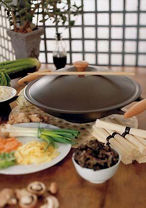 Wok-Spezialitäten aus Asien