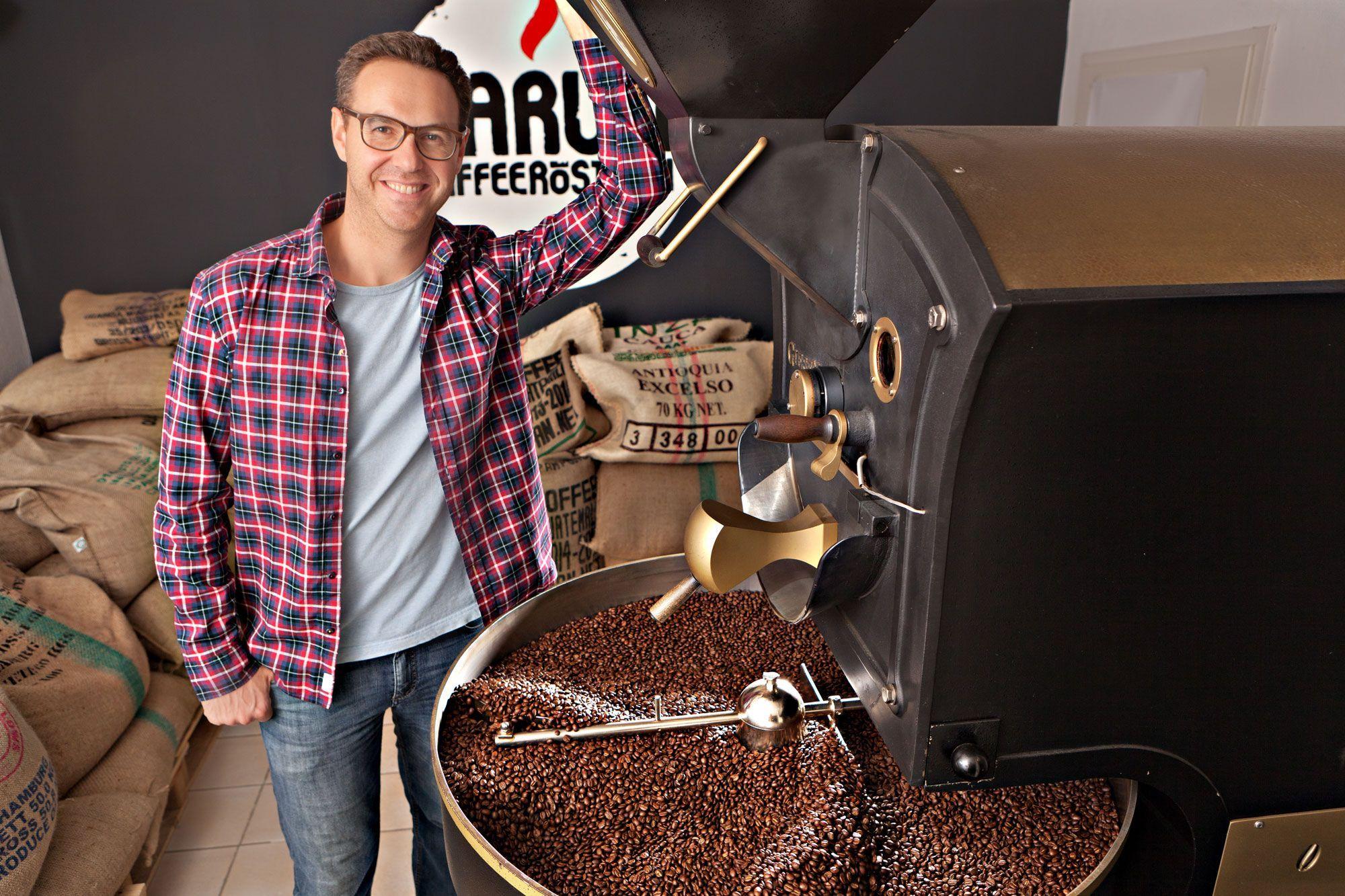 Rund um die Bohne – Kaffeeseminar
