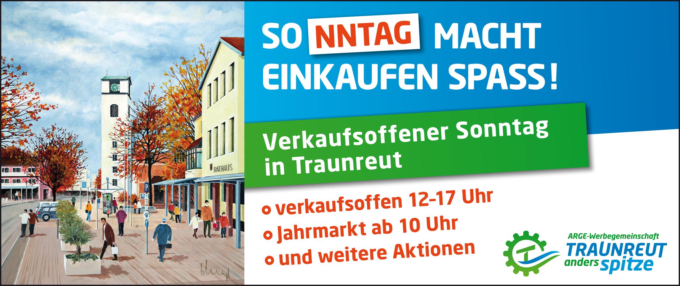 3. Verkaufsoffener Sonntag: Trödel- und Flohmarkt