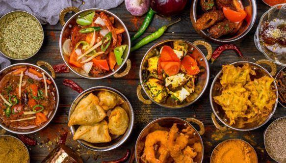 Indische Küche: Weihnachtsmenü