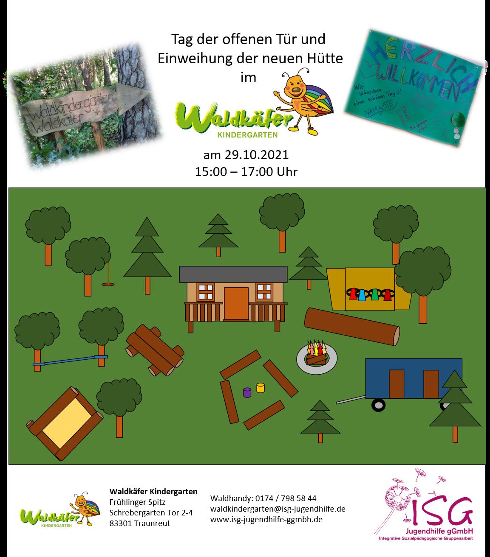Tag der offenen Tür Waldkindergarten Waldkäfer